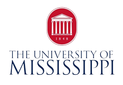 The University of Mississippi Crest logo