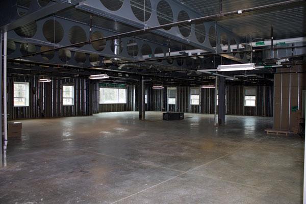 Multi tenant open space